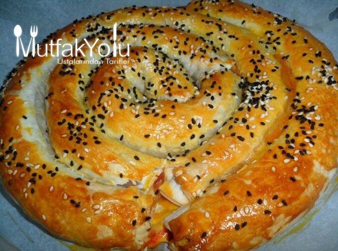Milföy Kol Böreği Tarifi