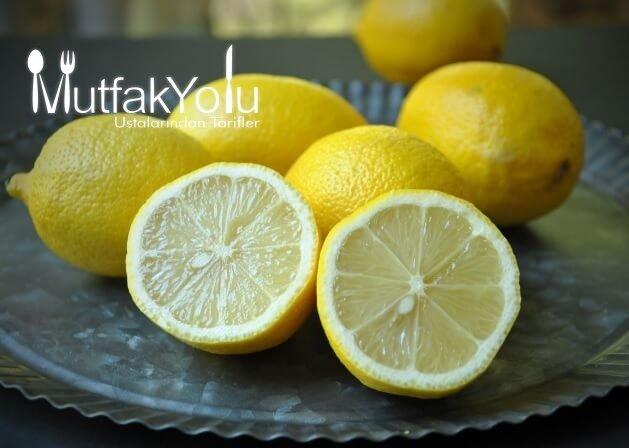 Limonun Bilinmeyen Faydaları Nelerdir?