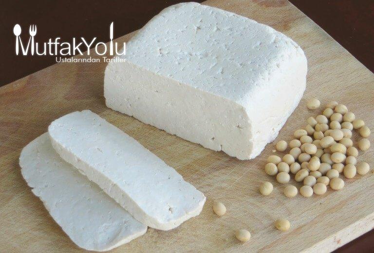 Soya Peyniri (Tofu) Tarifi