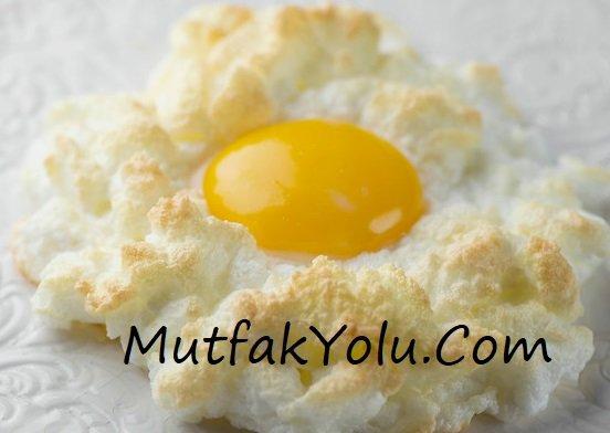 Bulut Yumurta Tarifi