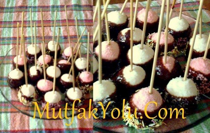 Çikolatalı Marshmallow Tarifi
