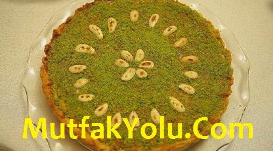 Papatya Pasta Tarifi – Yapılışı