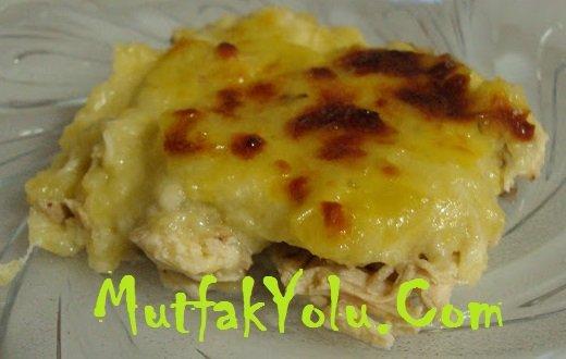 Tavuklu Patates Püresi Tarifi