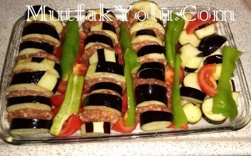 Nefis Patlıcan Kebabı Tarifi