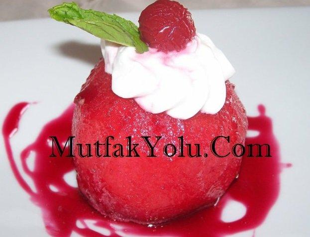 Vişneli Elma Tatlısı Tarifi