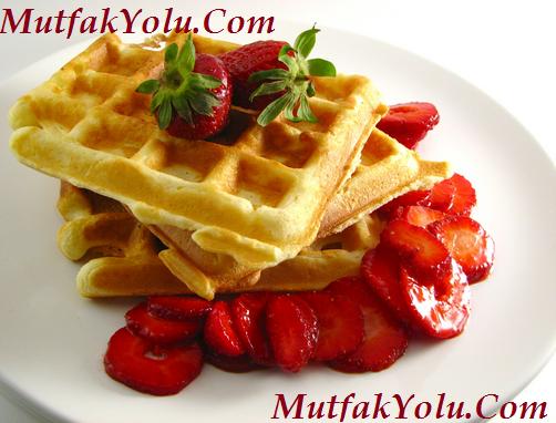 Waffle Tarifi – Yapılışı